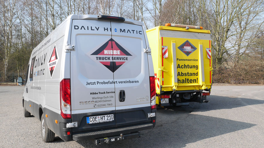 Daily Hi- Matic testen